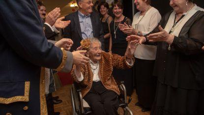 Elza zingt haar levenslied al 105 jaar zonder zorgen