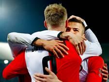 Nieuwkoop gaat ook met Feyenoord 2 fier aan kop