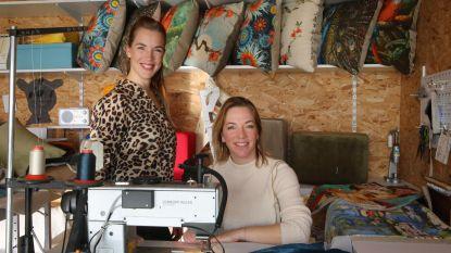 Vitaya-styliste Ozanne neemt catecheselokaal onder handen