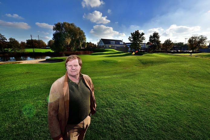 Toine Berkelmans is de nieuwe eigenaar van de golfbaan op De Stok.