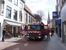 Brand in Zeeman in Woerden