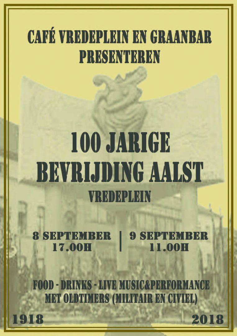100 jarige bevrijding Aalst