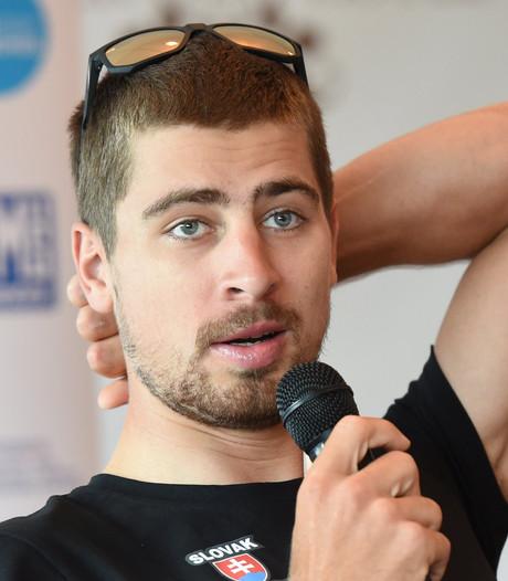 Niet fitte Sagan ziet zich niet als favoriet: 'Dan denk ik aan Matthews'
