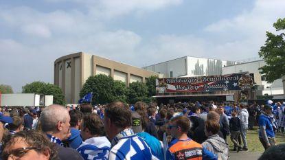 Voetbalbond komt met oplossing na armtierige organisatie Buffalo Village