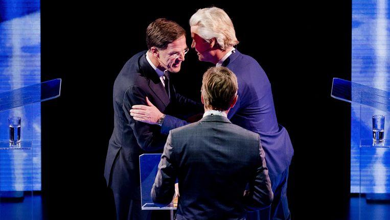 Rutte en Wilders Beeld anp