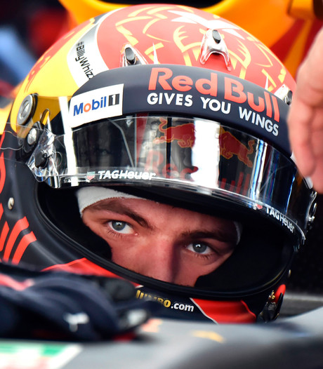 Verstappen vierde in eerste training, Räikkönen en Bottas het snelst