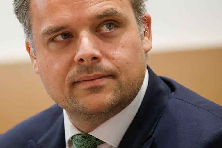 Minister van Telecom, Post, Digitale Agenda en Administratieve Vereenvoudiging Philippe De Backer.
