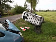 Twee gewonden na ongeval in Wadenoijen