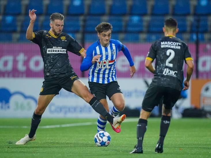 Kaj de Rooij opnieuw goud waard voor FC Eindhoven, vandaag volgt weer gesprek met NAC