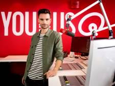 Tilburger Domien voelt geen concurrentie bij Qmusic: 'Dat speelt niet'