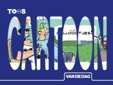 CARTOON | Toos & Henk van dinsdag 14 juli