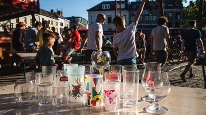 Herbruikbaar glas inruilen tegen cash? Niemand weet waarheen