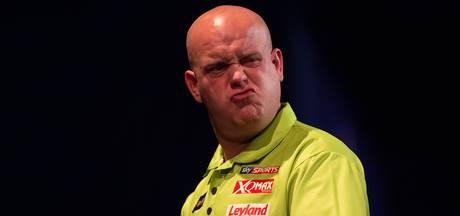 Michael van Gerwen een van de zes Nederlanders op EK darts