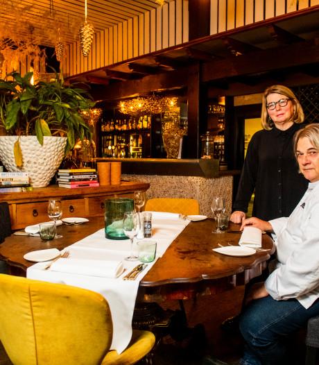 Na Michelinster leveren Jaap en Heleen Istha nu ook de sleutel van De Bokkepruik in Hardenberg in
