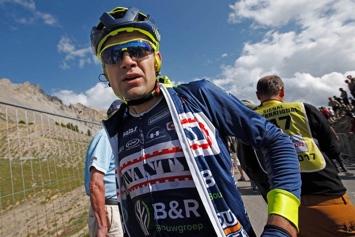 Marco Minnaard, renner van Wanty-Groupe Gobert.