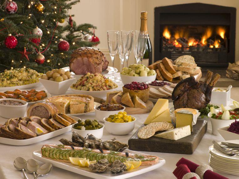 Erik Borgman: 'Ik hou er ook helemaal niet van als ik hoor zeggen dat je met Kerstmis maar gewoon boerenkool moet eten.' Beeld thinkstock