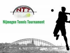 Finaleweekend Nijmegen Tennis Tournament verplaatst naar november