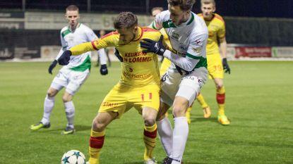 Simon Vermeiren zet ex-club opzij met twee treffers