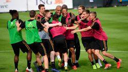 Nu spielerei, straks Real en Anderlecht