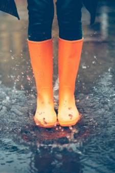 Natte voeten in Vlaardingen: waterpeil stijgt