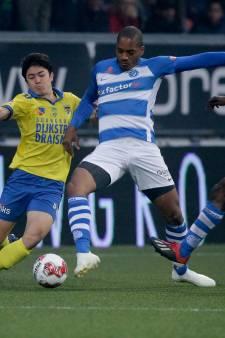 Benschop keert terug in de basis bij De Graafschap in return tegen SC Cambuur