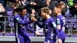 Football Talk. Anderlecht ontsnapt aan match achter gesloten deuren - Jonge Flames verliezen ook laatste EK-duel