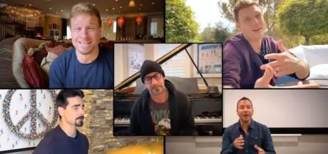 Confinés, les Backstreet Boys reprennent un de leurs plus grands tubes