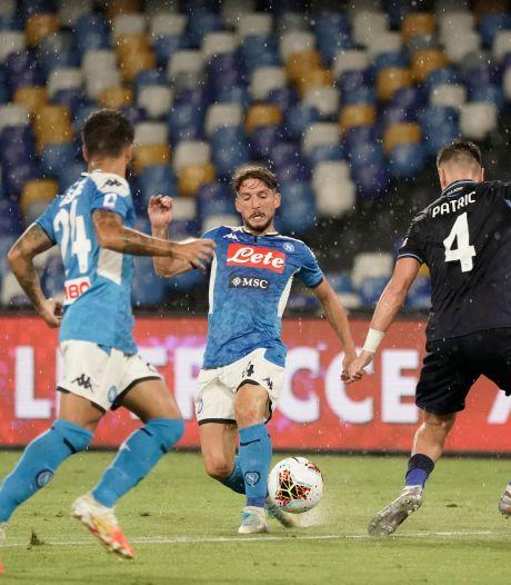 L'Inter et Lukaku s'offrent la deuxième place, Mertens et Zlatan brillent, un record pour Immobile