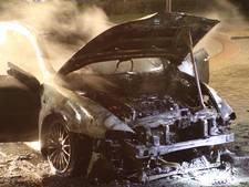 Autobrand in Nijkerk heeft technische oorzaak