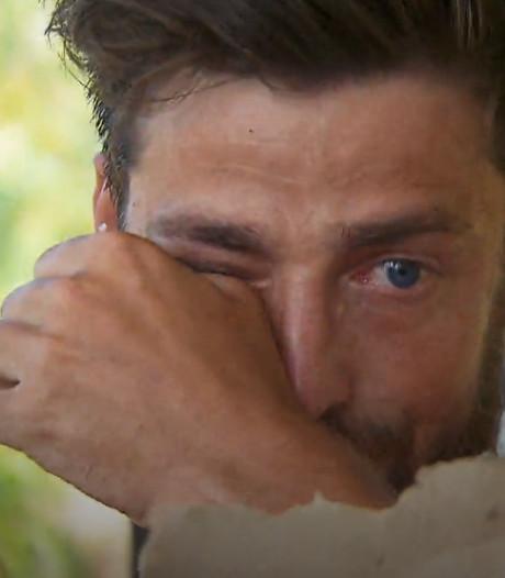Legendarische tranen bij Expeditie Robinson