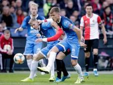 LIVE | Feyenoord op voorsprong dankzij verwoestende uithaal Toornstra