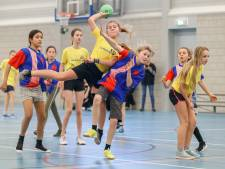 Regionaal trainingscentrum voor handbaljeugd in Breda