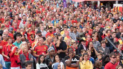 Eerste match lokt heel wat supporters