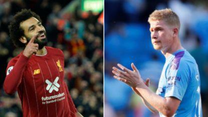 Spionage, woordenoorlogjes en een sterrenensemble: is Liverpool en City de strafste voetbalmatch ter wereld?