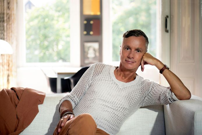 Artistiek-directeur Roel Voorintholt van Introdans.