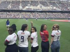 Natalie Portman, Eva Longoria, Serena Williams: des célébrités créent une franchise de foot féminin