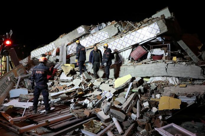 Aardbeving in Elazig