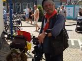 Hanzefietser (71) viert jubileum in Kampen