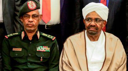 Hoofd van militaire overgangsraad in Soedan stapt op