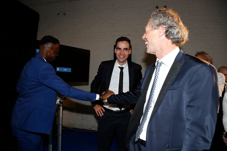 Michel Preud'homme werd 'Trainer van het Jaar'