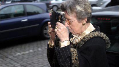 Eliane Liekendael (90), bekend van het 'spaghetti-arrest', overleden