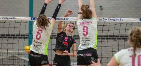 Eurosped begint kampioenspoule met zege in Gennep