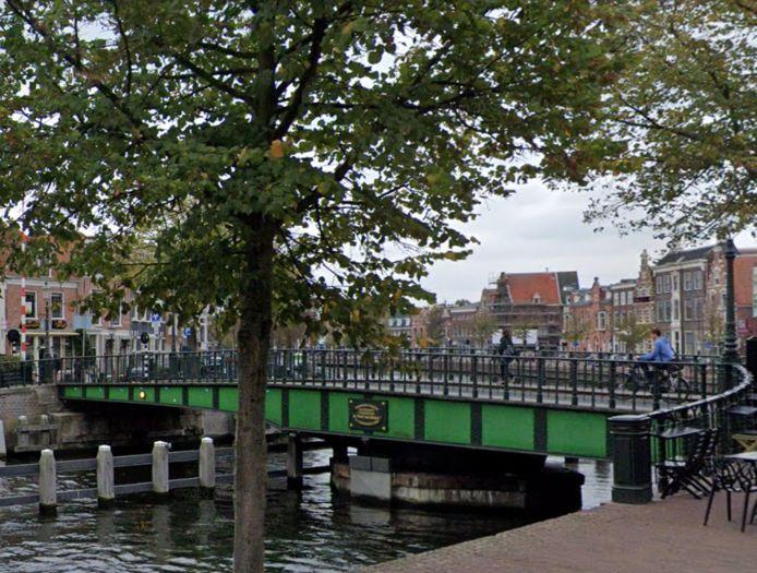 De Melkbrug in Haarlem