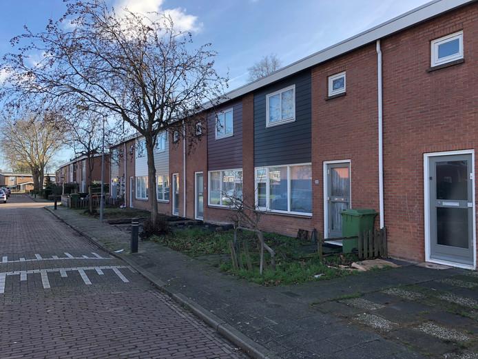 De Steenhilstraat in Rilland.