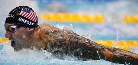 Dressel stelt eigen wereldrecord op 100 meter wisselslag scherper