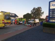 Bestuurders gewond bij ongeval  in Groebeek