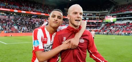 Na Malen en Bergwijn sluit ook Hendrix weer aan in de groepstraining bij PSV