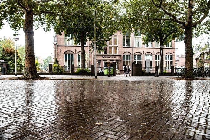 De dag- en nachtopvang van IsrisZorg aan de Van Schevichavenstraat in het centrum van Nijmegen.