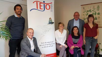 Tejo zoekt therapeuten voor twee centra