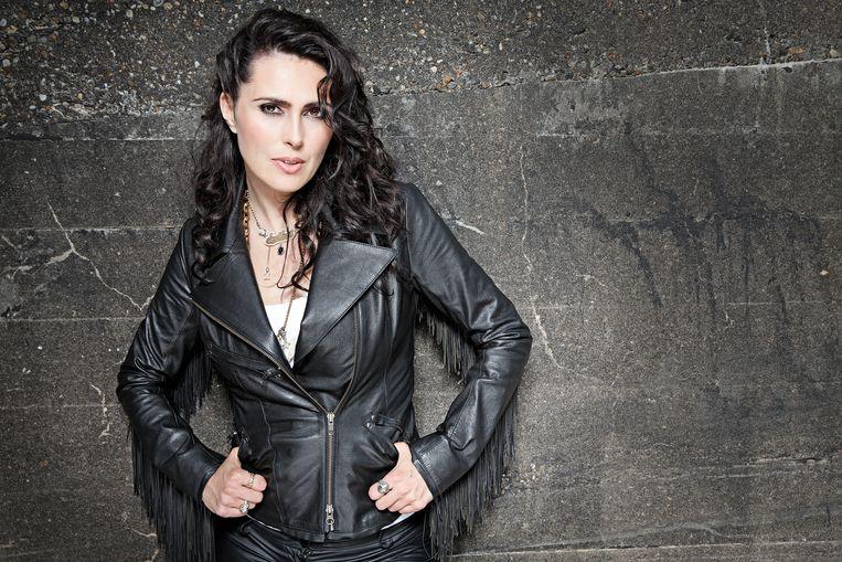 Liefde voor Muziek; seizoen 4 vanaf maandag 16 april 2018 bij VTM. Op de foto: Sharon den Adel.
